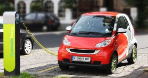 small electric car