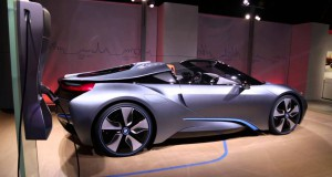 BMW Convertible i8 Coming Soon.