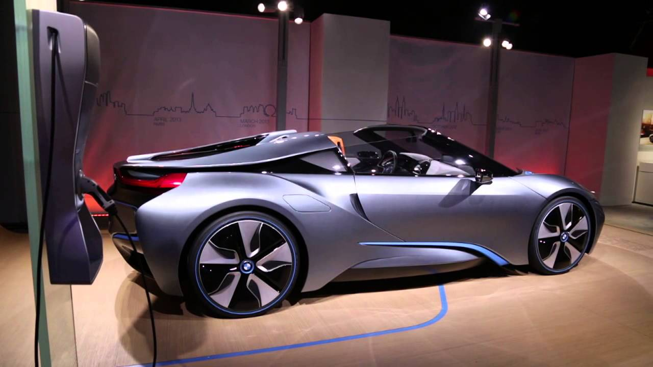 Bmw I8 Top Speed >> BMW Convertible i8 Coming Soon. - Future tech trends | and beyond