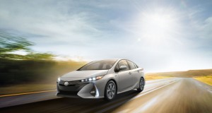 The 2017 Toyota Prius Prime (Plug-In) Car Review.