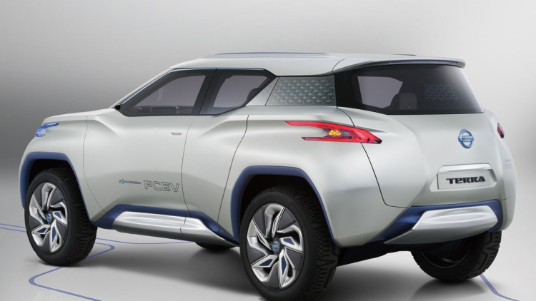 Electric SUV