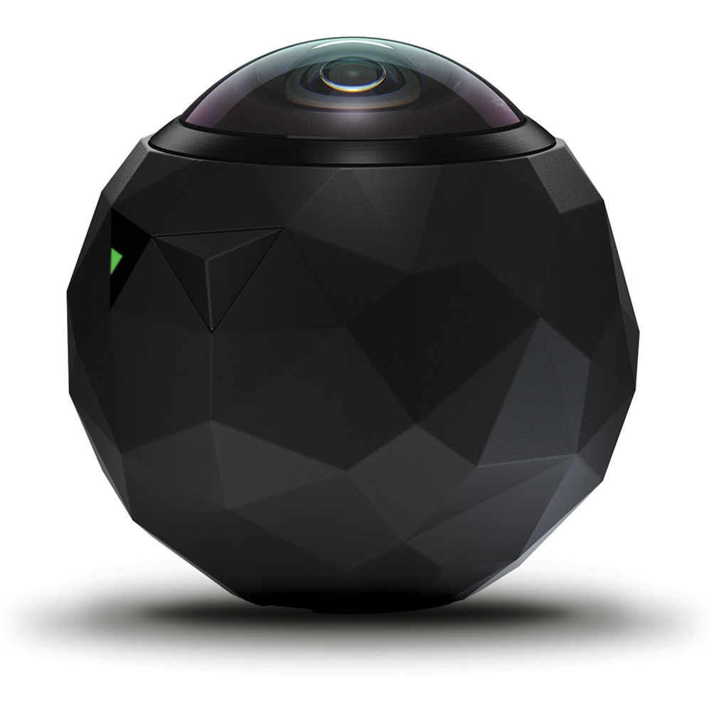 360fly VR Camera Upgraded To 4K Resolutions.