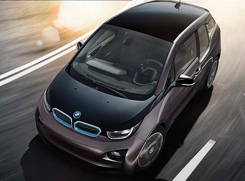 Bmw I3 2017 Model To Cover 114 Miles Due The 50 Battery Capacity
