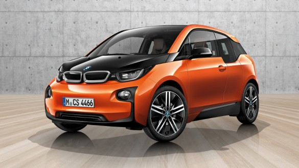 Top 5 Luxurious Electric Vehicles to Own In 2016