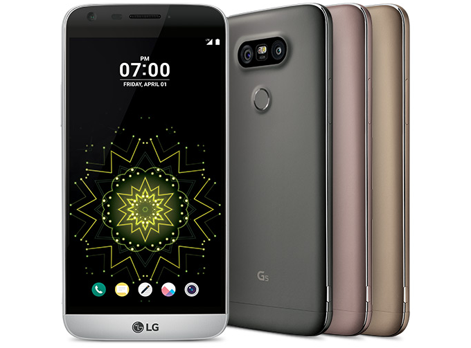 LG G5 Top Accessories Are Now Available.