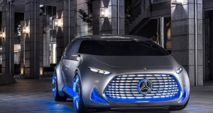 Mercedes- Benz To Desing and Manufacture 4 Electric Cars By 2020.
