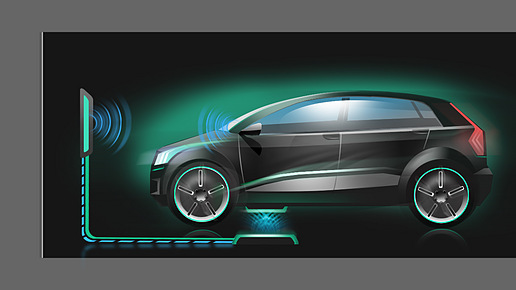 SAE Standards Group Unveils a Wireless Charging Guidelines For the Electric Cars.