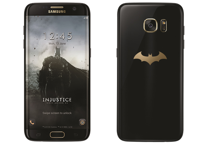 Samsung Galaxy Injustice Edition