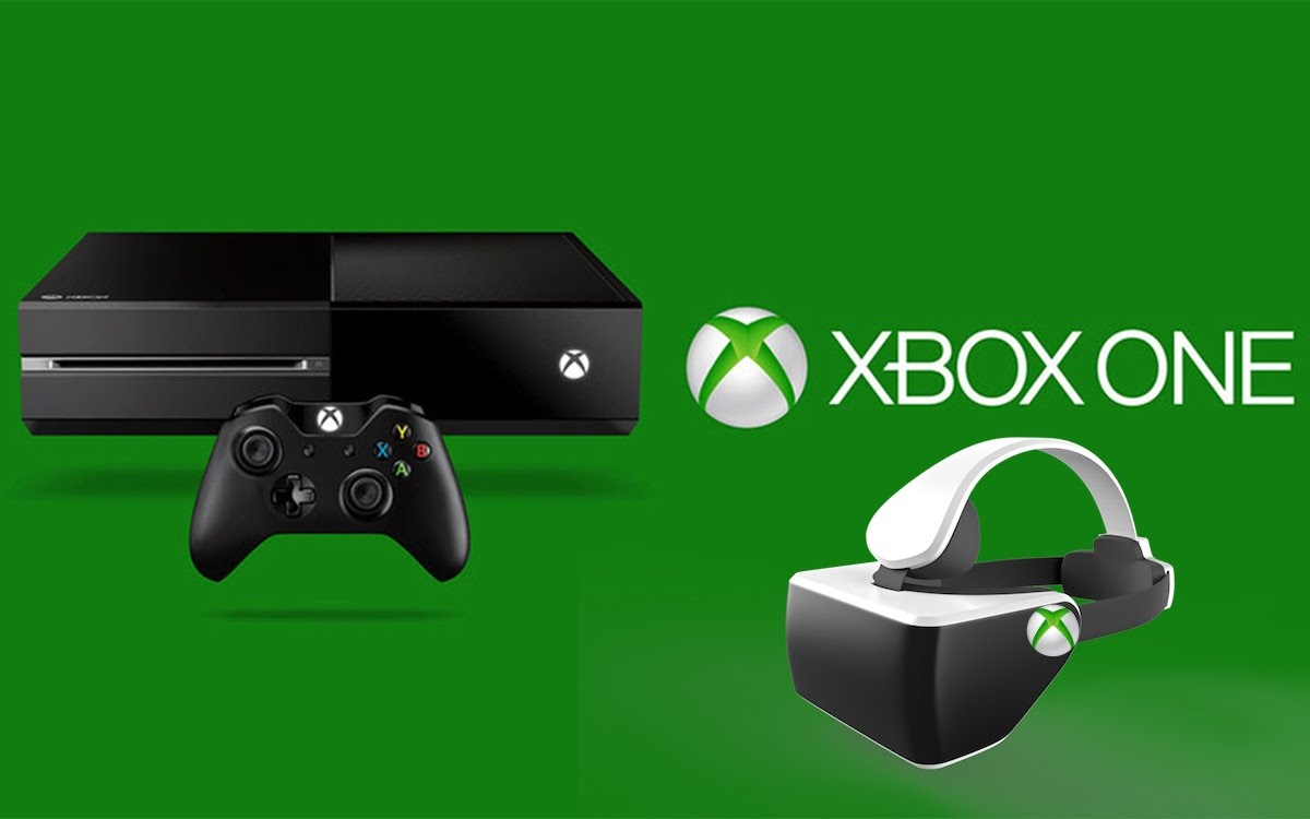 Xbox VR Might Be Launched In 2017.