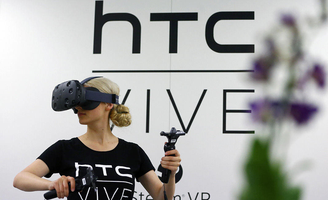 Latest HTC Vive Releases
