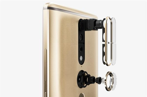 Lenovo Brings AR to Smartphones with the 3D Camera in Lenovo PHAB2 Pro Phone.
