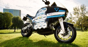 First Long-range Electric Motorcycle Storm Pulse Electric Motorcycle Unveiled.