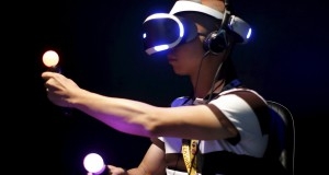 Top Gaming Industries that Show Cased the VR Content at the E3.