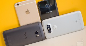 Smartphone Camera Feature Comparison of iPhone SE, Samsung Galaxy S7 and HTC 10.