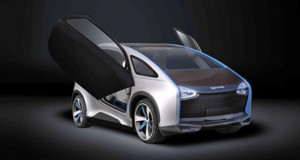 Solar Powered Electric Car
