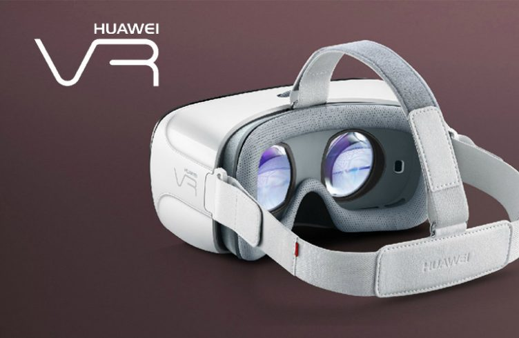 The Huawei Chinese Company invests on VR technology with Huawei VR Headsets.