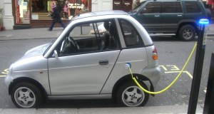electric car startup