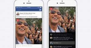 "A couple of months earlier Facebook live video streaming was presented on stage, yet the new component has been just accessible to famous people, for example, Dwayne ""The Rock"" Johnson, Serena Williams, and Luke Bryan."