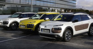PSA Peugeot Citroen Group Unveils Their Plan on Plug-in.