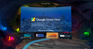 Day Dream VR unveiled in the I/O Event by the Google Corporation.