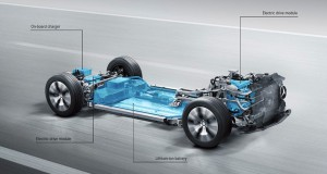 Mercedes Unveils the Latest Modular Platform for Electric Cars.