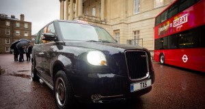 The Black London Taxi Plans To Go Electric Come 2017.