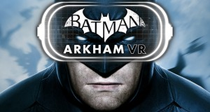 The Best VR Game of the Year Batman VR Scopes the E3 Award.